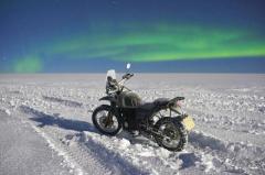 「バイクで南極走破」770kmの冒険プロジェクト、11月26日スタート