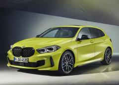 BMW 1シリーズ の頂点「M135i」が改良、足回りを強化…欧州発表
