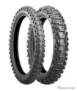 モトクロス用タイヤ「BATTLECROSS X31」発売へ、新技術搭載で性能向上…ブリヂストン