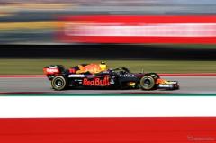 【F1 アメリカGP】フリー走行2回目はレッドブル・ホンダのペレスがトップタイム