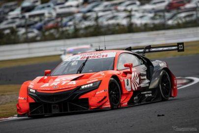 SUPER GT 第6戦、ARTA NSX-GTが今季初優勝