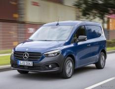 メルセデスベンツの新型商用車、10月末からドイツで納車