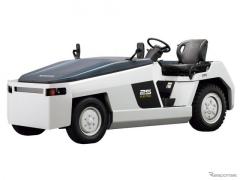 空港内物流で活躍するトーイングトラクターも電動化、トヨタL&Fが新型発売