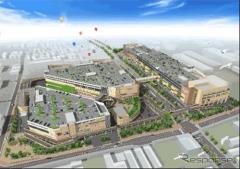 「買い物ついでに選挙へ行こう」トレッサ横浜に衆院選の期日前投票所開設