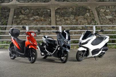 「原付2種」は最強のシティコミューターなのか? 主要3メーカーのスクーターを乗り比べ