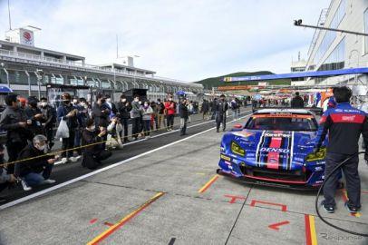 多くのファンがピットビューイングを楽しむ…SUPER GT第6戦オートポリス