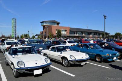 マニアック?! 懐かしの名車210台が集結…カーフェスティバルin川島町