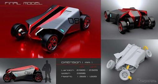 「10年後のモビリティ」をデザイン---産学共同プロジェクトのグランプリ決定
