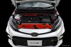 『GRヤリス』のエンジンルーム内をマイナス4度冷却するGTクーリングプレート発売