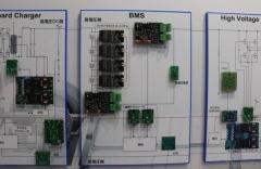 GM Ultiumに採用予定のワイヤレスBMSデバイス…名古屋オートモーティブワールド2021