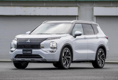 【三菱 アウトランダー 新型】大型化し上級SUVに、PHEVで7人乗り実現…価格は462万1100円から