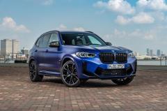 BMW X3/X4 改良新型、高性能仕様「Mモデル」を発売