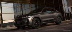 発売記念の限定モデルはブラック基調、BMW X3/X4 改良新型…オンライン