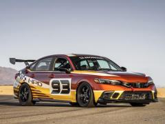 シビック Si 新型にレーサー、米ホンダのモータースポーツ部門が開発