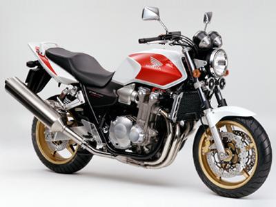 ホンダ CB1300スーパーフォア ツートンカラータイプの画像