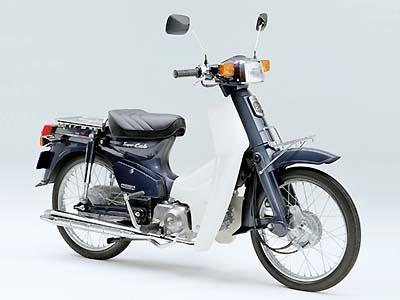 ホンダ スーパーカブ50・カスタムの画像