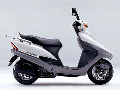 スペイシー125(ホンダ)のバイクカタログ[174] | goo - バイク情報