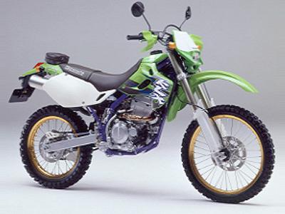カワサキ KLX250SRの画像