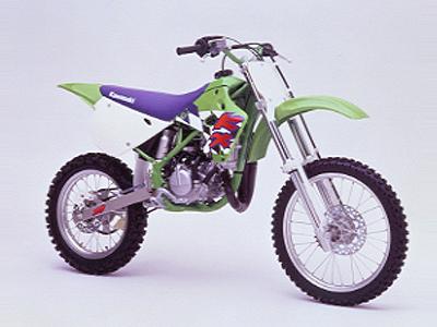 カワサキ KX80-Ⅱの画像