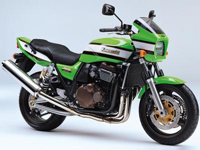 カワサキ ZRX1200Rの画像