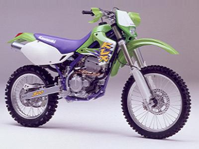 カワサキ KLX300Rの画像