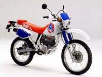 ホンダ XLR200Rの画像