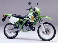 カワサキ KDX125SRの画像