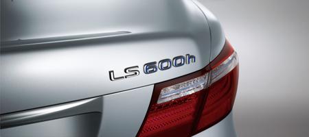 レクサス LS LS600h バージョンS (2007年5月モデル)