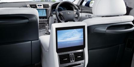 レクサス LS LS600h Iパッケージ (2009年11月モデル)
