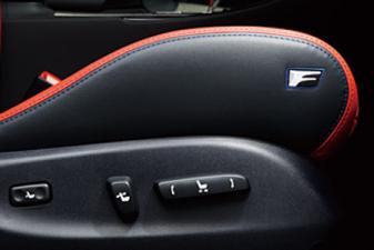レクサス IS F ベースグレード (2011年8月モデル)