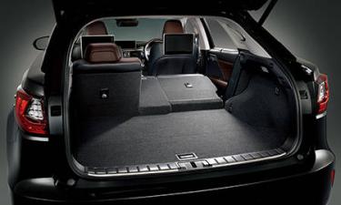 レクサス RX RX450h バージョンL (2015年10月モデル)