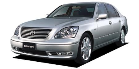トヨタ セルシオ eR仕様 (2004年7月モデル)