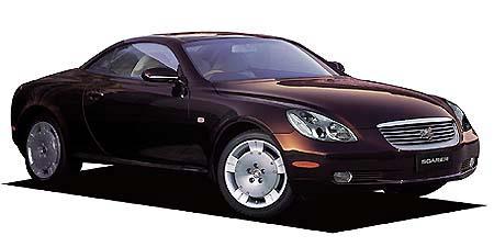 トヨタ ソアラ 430SCV (2001年4月モデル)
