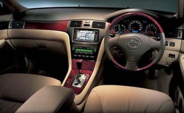 トヨタ ウィンダム 3.0G ブラックセレクション (2003年7月モデル)