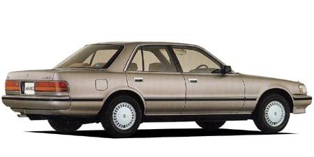 トヨタ マークII LG (1989年4月モデル)