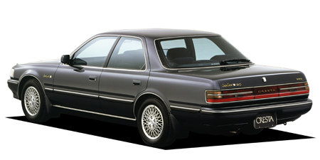 トヨタ クレスタ スーパーカスタム (1989年8月モデル)