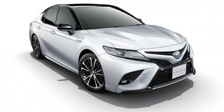 トヨタ カムリ WS (2020年8月モデル)