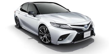 トヨタ カムリ Gレザーパッケージ (2020年8月モデル)