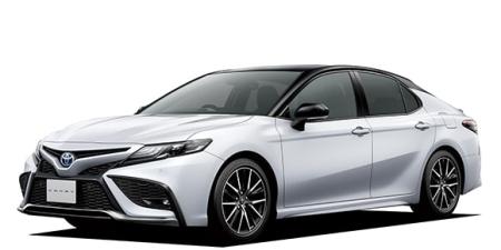 トヨタ カムリ WS (2021年2月モデル)