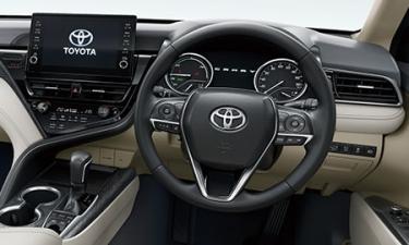 トヨタ カムリ Gレザーパッケージ (2021年2月モデル)