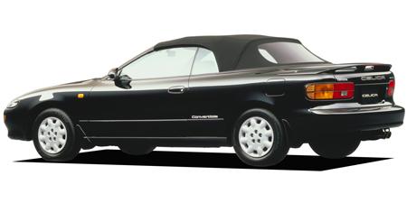 トヨタ セリカ コンバーチブル 4WS装備車 (1990年8月モデル)