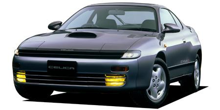 トヨタ セリカ GT-FOUR A (1990年8月モデル)