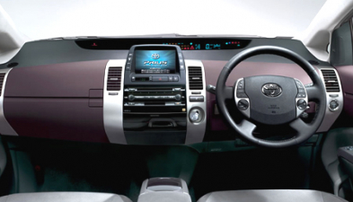 トヨタ プリウス G (2003年9月モデル)