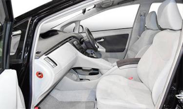 トヨタ プリウス S (2009年5月モデル)