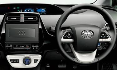 トヨタ プリウス A (2015年12月モデル)