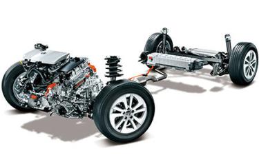 トヨタ プリウス Aツーリングセレクション (2015年12月モデル)