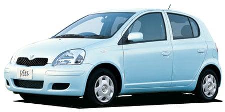 トヨタ ヴィッツ B (2003年8月モデル)
