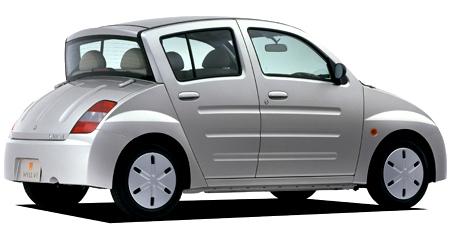 トヨタ WiLL Vi ベースグレード (2000年1月モデル)