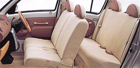 トヨタ WiLL Vi キャンバストップ仕様車 (2000年8月モデル)