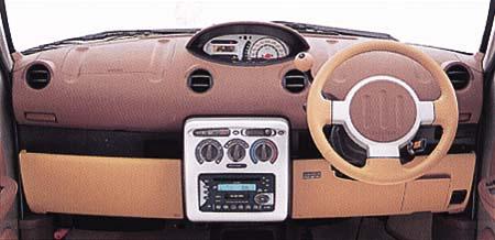 トヨタ WiLL Vi ベースグレード (2001年1月モデル)